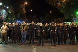"""تبریز میں """" شاہ حسین گویان """" کی تقریب"""