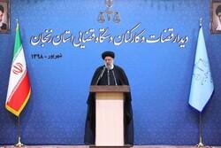 سفر رئیس قوه قضائیه به زنجان