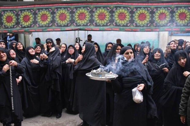 مادرانه ای برای اولین شهید ژاندارمری مازندران/ «ما کوه دماوندیم»