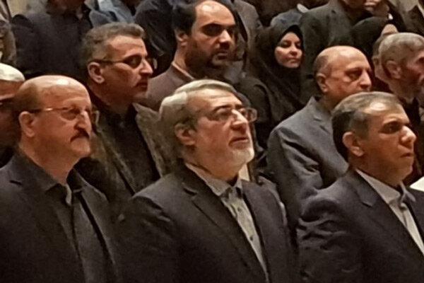 جمالی پور استاندار قزوین شد