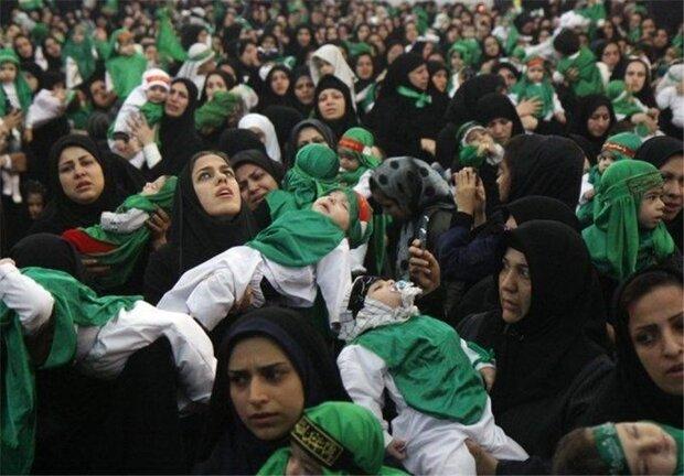 همایش شیرخوارگان حسینی در کرمانشاه برگزار میشود