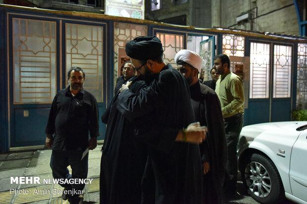 عزاداری شب پنجم محرم در شیراز