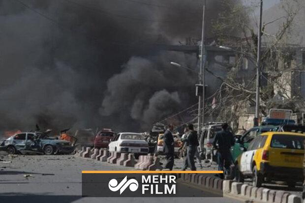 کابل میں دھماکہ