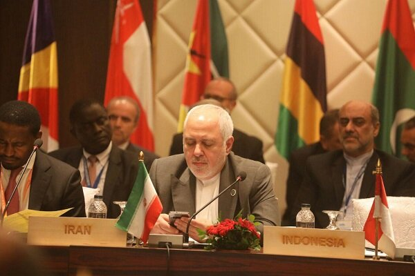 Region's security can't be purchased from outside: Zarif