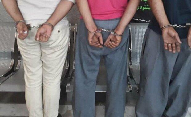کراچی میں رینجرز نے مختلف جرائم میں ملوث 22 افراد کو گرفتار کرلیا