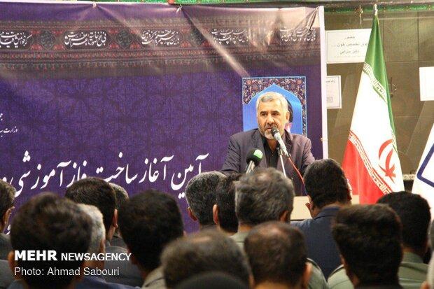 سفر سعید نمکی وزیر بهداشت و درمان به استان سمنان