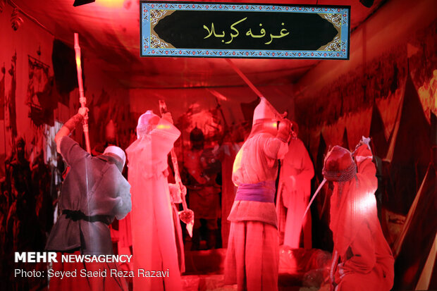 نذر فرهنگی در آستان متبرکه ی امامزاده معصوم(ع)