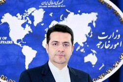Spox announces details of Zarif's letter to EU foreign policy chief on 'Iran's 3rd step'