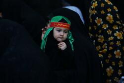 مراسم « شیرخوارگان حسینی» در مسجد مقدس جمکران