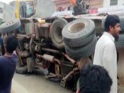میکسیکو میں ٹریفک حادثے میں 8 مسافر ہلاک