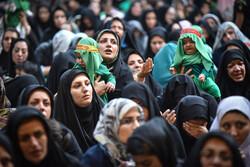 همایش شیرخوارگان حسینی در همدان برگزار شد