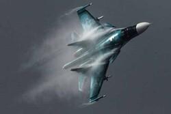 ۲ جنگنده سوخو ۳۴ روسیه با یکدیگر برخورد کردند