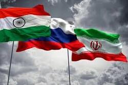 Iran-Russia-India