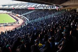 گردهمایی « شیرخوارگان حسینی»  در ورزشگاه آزادی