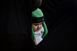 Hosseini Infants' gathering in Azadi Sport Complex