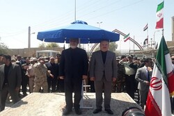 Iranian, Iraqi ministers reopen shared border gate to facilitate Arbaeen pilgrimage