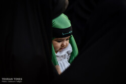 'Hosseini infants' ceremony held nationwide
