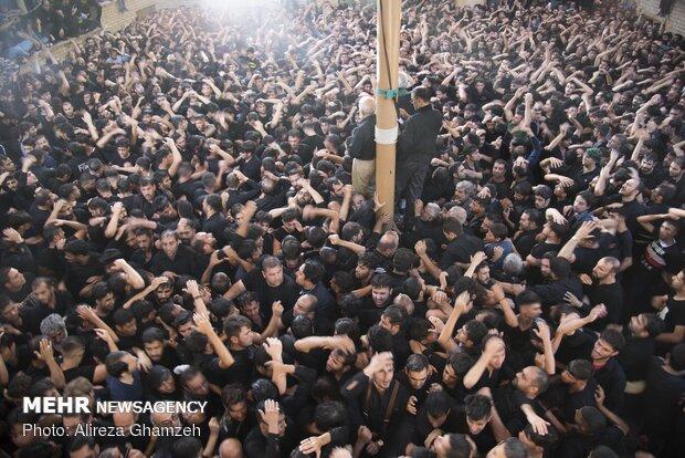 آئین سنتی «یا عباس یا عباس» در شاهرود