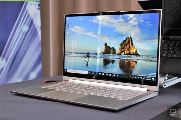 رونمایی لنوو از ۳ لپ تاپ با قابلیت هوش مصنوعی