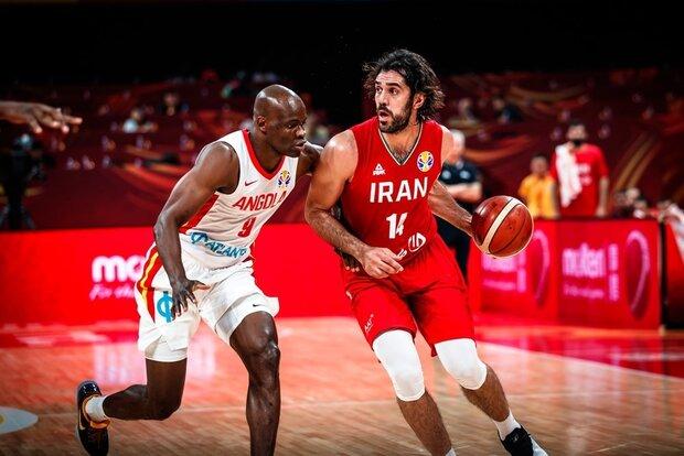 Iran beat Angola 71-62 at FIBA World Cup classification