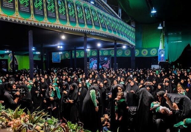 مادران اصفهانی کودکان خود را نذر قیام امام زمان (عج) کردند