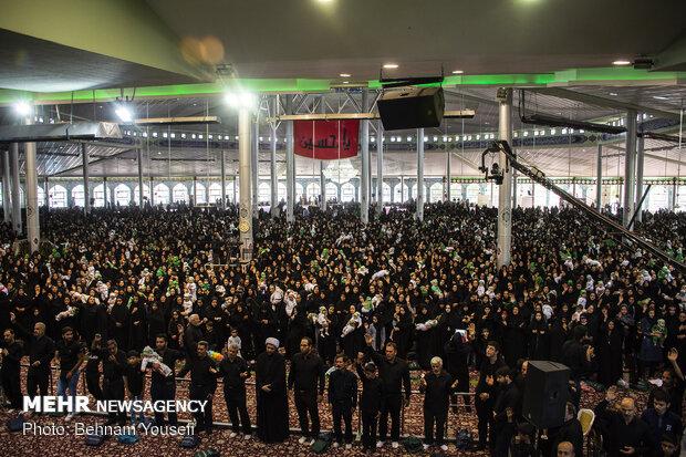 مراسم «شیرخوارگان حسینی» در اراک