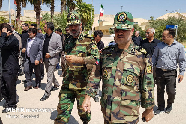 Reopening of Khosravi border gate