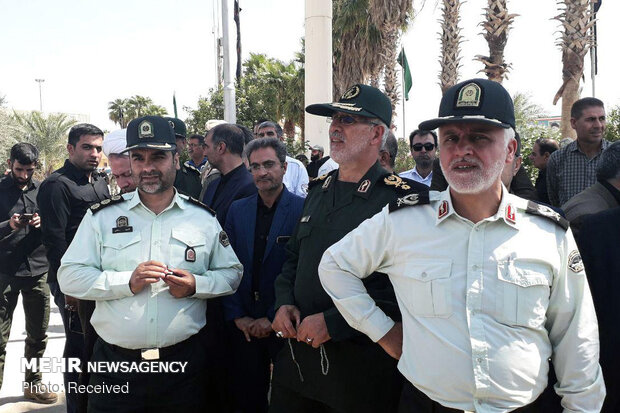 Reopening of Khosravi border gate