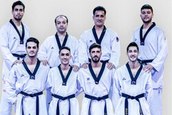 Iran taekwondo runner-up at 2019 Serbia Open with six medals