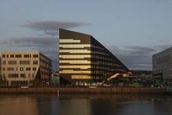 ساختمان سبزی در نروژ ۲ برابر برق مصرفی را تولید میکند