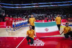 تیم ملی بسکتبال در ایستگاه نخست برای کاپ آسیا/ دیدار با سوریه