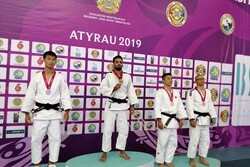 Iranian judoka wins gold at IBSA Judo Asian C'ships