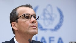 Acting UN nuclear watchdog to visit Iran Sun.: envoy to IAEA