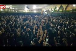 مراسم عزاداری حضرت اباعبدالله الحسین (ع) در شهر یاسوج برگزار شد