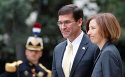 فرانسه ائتلاف اروپا در خلیج فارس را مستقل از آمریکا عنوان کرد