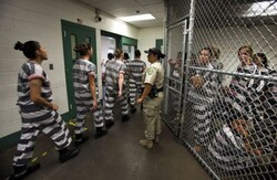 U.S. accounts for a third of female prisoners in the world