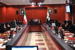 نشست هماهنگی امور زنان وخانواده سازمان محیط زیست برگزار شد