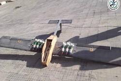 پدافند هوایی سوریه حملات پهپادی به سهل الغاب را دفع کرد