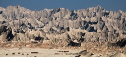 "Iran eyes to gain a UNESCO tag for its ""Martian Mountains"""