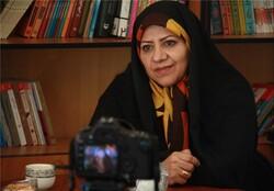 """""""The Eleventh Golestan"""" writer Behnaz Zarrabizadeh in an undated photo."""