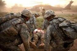 زخمی شدن نظامی آمریکایی در شرق موصل