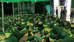 تجمع بزرگ «أحلی من العسل» در کرمانشاه برگزار شد