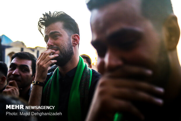 مراسم عزاداری و تعزیه خوانی عزاداران خاص حسین(ع) در یزد