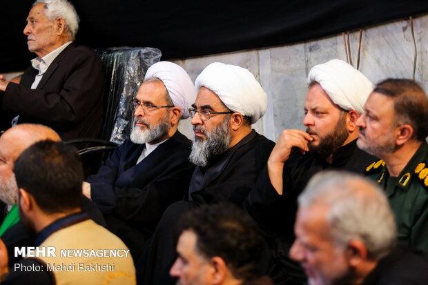 گرامیداشت سه دهه فعالیت هیئت رزمندگان اسلام قم