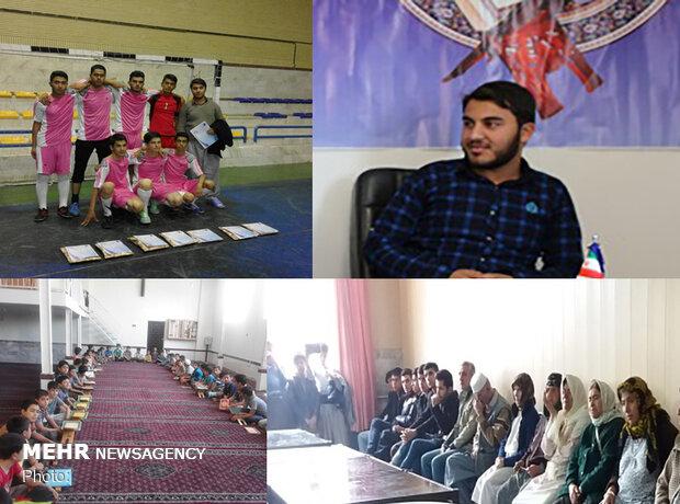 مهمترین پایگاه جوانان درننله سنندج/مسجد محمدی یک نهادتصمیم سازاست