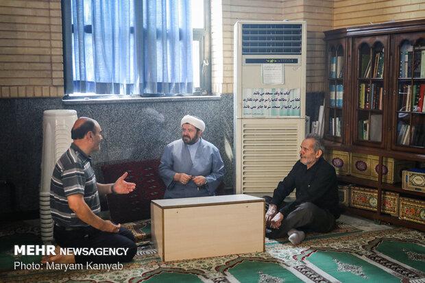 مسجد یعنی سفارتخانه اسلام/ مسجدی که ۲۴ ساعت شبانه روز باز است