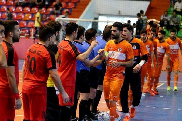 توقف گیتی پسند و پیروزی ساوه/ تساوی در سه بازی و پیروزی مس