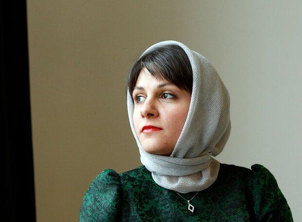 Ida Panahandeh on jury of Duhok Intl. Film Festival
