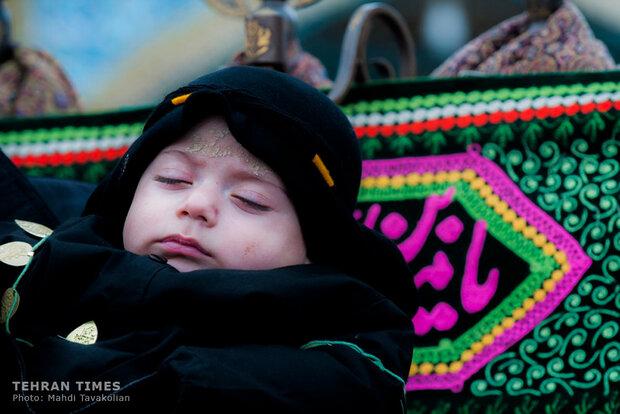 Muharram huge mourning for all walks of life