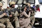افغانستان میں طالبان کے حامی فوجیوں کی فائرنگ سے 27 فوجی اہلکار ہلاک